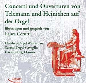 Concerti Auf Orgel