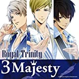 Royal Trinity(Show Up!(音羽慎之介センターver.)/YOU+I=■(辻魁斗センターver.)/Farewell Snow(霧島司センターver.))