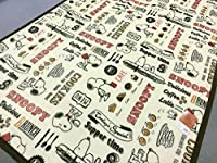西川 スヌーピー やわらか毛布 ヴィンテージ 2275-55620 クリーム シングルサイズ 140x200cm ニューマイヤー 西川リビング 在庫限り
