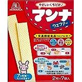 森永製菓 マンナウェファー 14枚(2枚×7袋)×6箱