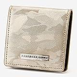 サマンサキングズ(SAMANTHA KINGZ) 【新田真剣佑さん着用】カモフラレザーBOXコインケース