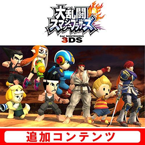 大乱闘スマッシュブラザーズ for Nintendo 3DS...