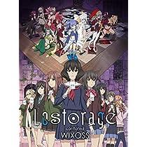 【Amazon.co.jp限定】Lostorage conflated WIXOSS 1 ブルーレイ (カード付初回生産限定版)(アクリルスタンド付) [Blu-ray]