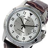 カシオ CASIO クオーツ メンズ 腕時計 MTP-V008L-7B2 シルバー [並行輸入品]