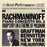 Piano Concerto 2 / Rhapsody on Theme of Paganini 画像