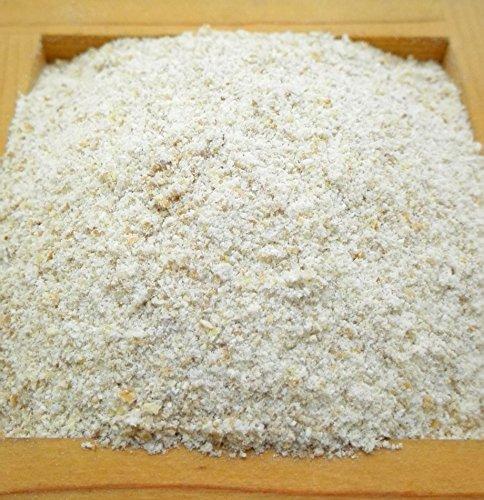 全粒粉(強力粉) 5kg 国産 無農薬・無化学肥料栽培小麦100%
