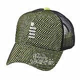 【ゴーセン】ALLJAPANキャップメッシュメッシュ メッシュキャップ/テニスキャップ/帽子/スポーツウェア/オールジャパン/GOSEN (C16A04) 54 ライムイエロー