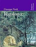 Rigoletto: Full Score 画像