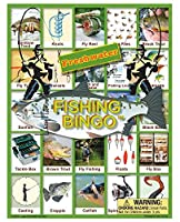 Freshwater Fishing Bingo by Lucy Hammett Games