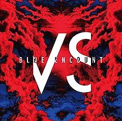 BLUE ENCOUNT「VS」の歌詞を収録したCDジャケット画像