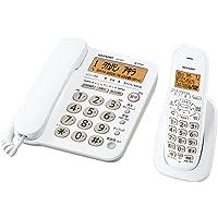 シャープ 電話機 コードレス 子機1台 JD-G32CL