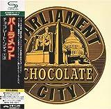 チョコレート・シティ+3(紙ジャケット仕様)
