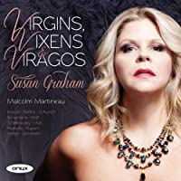 Virgins, Vixens & Viragos by Susan Graham (2012-11-13)