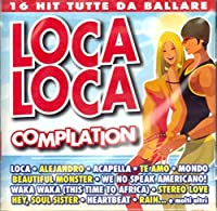 VARIOUS ARTISTS - LOCA LOCA COMP (1 CD)
