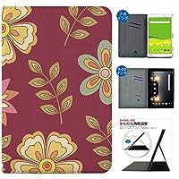 Jenny Desse Xperia Z4 Tablet ケース 手帳型 カバー スタンド機能 カードホルダー 多機種対応