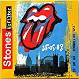 THE ROLLING STONES Live In London England 25 May 2018 No Filter Tour 2CD set in Digipak