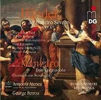 Handel: Alessandro Severo / Manzaro: Don Crepusculo (2011-03-08)