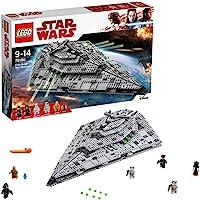 レゴ(LEGO) スター・ウォーズ ファースト・オーダー スター・デストロイヤー 75190