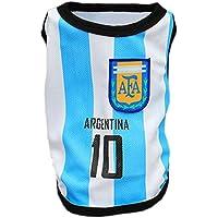 (ワボーズ)Waboats ペット用品 ペット服 ワールドカップ 犬用サッカー運動シャツ 犬の服 8チーム11サイズ選べ…