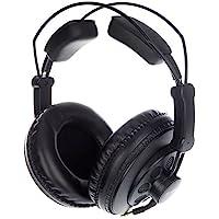 Superlux セミ・オープン型プロフェッショナルモニターヘッドフォン HD668B