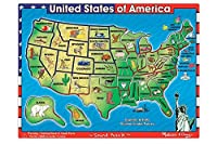 USA Map Sound Puzzle Teaching Toys 2017 Christmas Toys [並行輸入品]