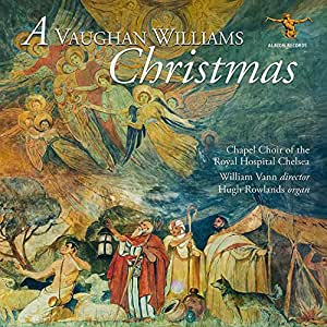 A VAUGHAN WILLIAMS CHRIST