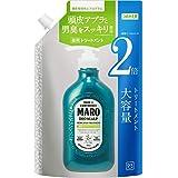 [Amazon限定ブランド]【医薬部外品】デオスカルプ 薬用 トリートメント [グリーンミントの香り] MARO マーロ DX 詰替え用 800ml メンズ