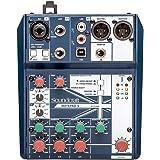 Soundcraft Notepad-5 ミキサー