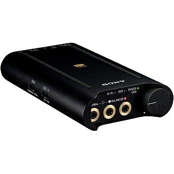ソニー SONY ポータブルヘッドホンアンプ Bluetooth/USBオーディオ/バランス出力/ハイレゾ対応 PHA-3
