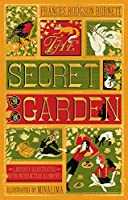 The Secret Garden (Illustrated with Interactive Elements) (Illustrated Classics)