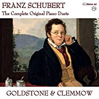 The Complete Original Piano Duets: Goldstone & Clemmow