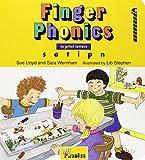 Finger Phonics, Books 1-7: In Print Letters