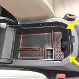 Cahant Car Center Console Organizer Tray Armrest Storage Box for 2019 2020 Toyota RAV4 LE, XLE, XLE Premium, Adventure, Limit