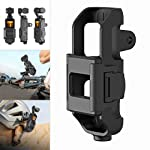 Placextre Housing Shell Case Cover Frame Bracket 1/4 Screw Hole for DJI OSMO Pocket