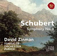 Schubert: Symphony No.8 by F. SCHUBERT (2013-08-20)