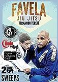 Fernando Terere - Favela Jiu Jitsu Sweeps 2 DVD Set