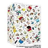 TVアニメ20周年記念 クレヨンしんちゃん みんなで選ぶ名作エピソードBOX(ぶりぶりざえもんモフモフポーチ付き/初回限定生産) [DVD]