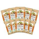 有機蒸し大豆100g 1箱(10袋入)