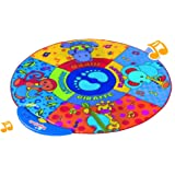 Jolly Jumper Musical Mat, Bright Multi Color, Bright Multi Colour (110)