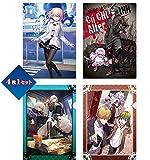 ローソン限定 Fate/Grand Order キャンペーン Fate/Grand Order クリアファイルセット 第2弾