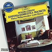The Originals: Strauss, R.: Sinfonia Domestica; Macbeth by Maazel