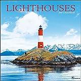 TF Publishing 171098 Wall Calendar Lighthouses [並行輸入品]