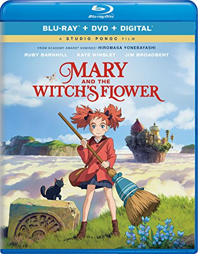 メアリと魔女の花 Mary and The Witch's Flower [Blu-ray + DVD][Import]