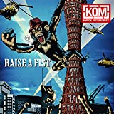 For the future♪KNOCK OUT MONKEYのCDジャケット