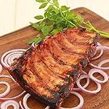豚肉ベイビーバックリブ(2ピース・合計1KG以上) Pork Baby Back Ribs 2 pcs BBQ Ribs