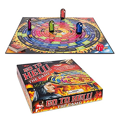 Go to Hell 。The Game