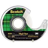 Scotch Magic Tape Dispenser 19mm x 32.9m MMM810P18M33