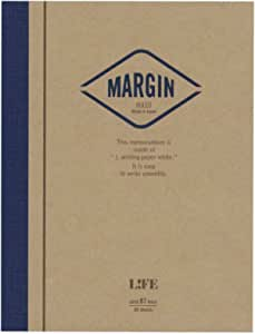 マージンメモ セミB7 横罫 N732