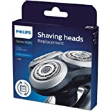 Philips Shaver Series 9000 Electric Shaver Head with V-Track Precision Blades PRO & Compatible with Shaver Series 8000 & 9000
