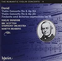 Violin Concertos Nos.4 & 5/Andante & Scherzo Capri